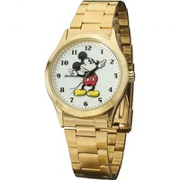 Disney By Ingersoll Disney By Ingersoll Mens Classic Micky Mouse Watch DIN004GDGD