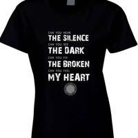Bring Me The Horizon Can You Quote Womens T Shirt