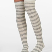Chinese Laundry Metallic Striped Socks - Women's Accessories | Buckle