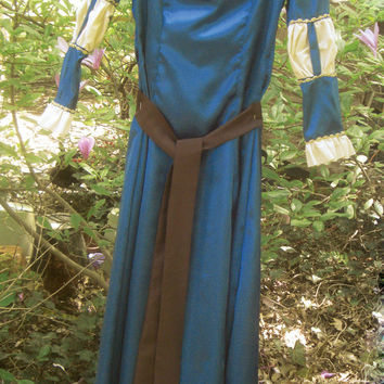 Renaissance Merida Brave Dress Disney Custom Orders to Fit Women Size 6 to 20