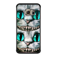 cheshire cat new fa810a2e-167e-4724-82ce-0e78c715132a FOR SAMSUNG GALAXY S6 EDGE CASE**AP*