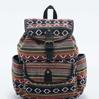 Festival Multi-Coloured Tapestry Backpack - Urban Outfitters