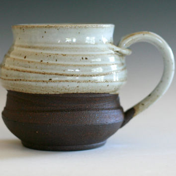 Extra Large Coffee Mug, 22 oz, handmade ceramic cup, tea cup, coffee cup
