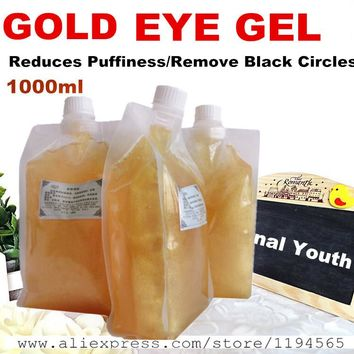 1KG 24K  Gold Gel Tight Facial Gel