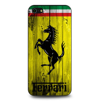 Ferrari Logo art iPhone 5 | 5S Case