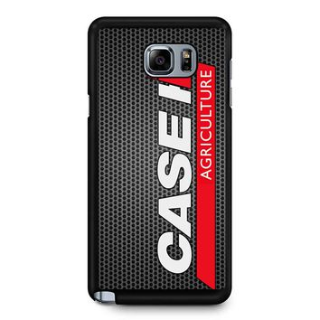 Case Ih Agriculture Carbon Plate Samsung Galaxy Note 5 Case