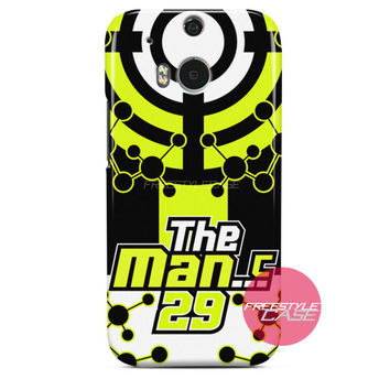 Andrea Iannone 29 The Maniac Ducati Motogp HTC One Case M8 M7 One X Cover