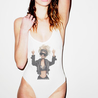 FU Barbie Tank Bodysuit