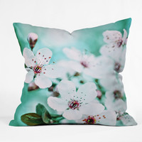 Lisa Argyropoulos Echo Throw Pillow