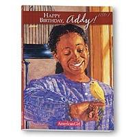 American Girl® Bookstore: Happy Birthday, Addy! - Paperback
