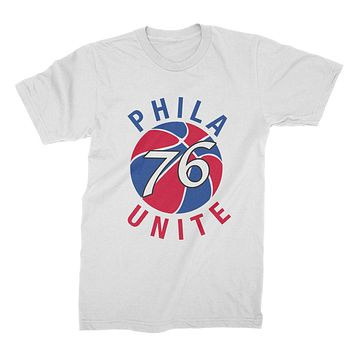 Phila Unite Shirt 76ers Playoff Shirt Philadelphia Unite Shirt