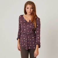 Billabong Sunrise Henley Top