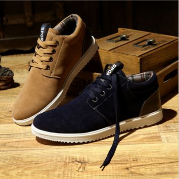 Outdoor Canvas Mens Casual Shoes