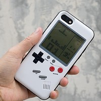 Retro Nintendo styled iPhone Case - Gameboy