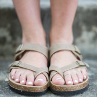 Today And Everyday Sandals, Taupe