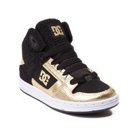 Youth/Tween DC Rebound Skate Shoe