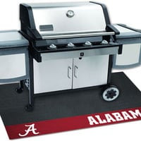 University of Alabama Grill Mat
