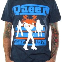 Queen T-Shirt - Tour 1976