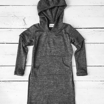 Girls Hooded Tunic