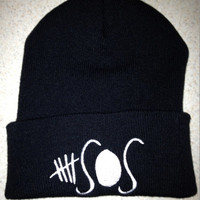 5 Seconds of Summer winter beanie