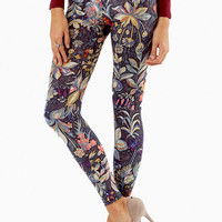 Leafing Through Leggings $34
