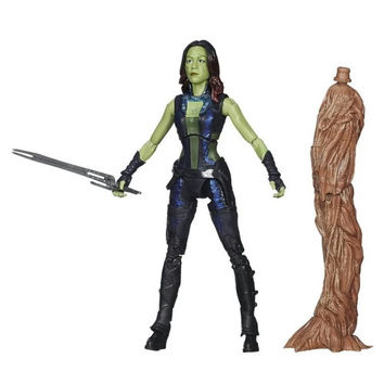 Guardians of the Galaxy Marvel Legends Action Figure Gamora