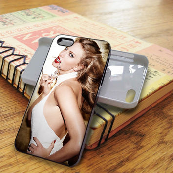 Taylor Swift Photo Crown iPhone 5C Case