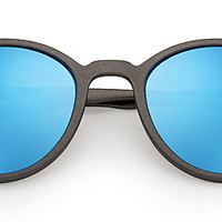 Ray-Ban RB4237 620617 50-21 ROUND LITEFORCE Grey sunglasses | Official Online Store US