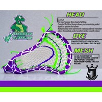 Limited Edition Brine Clutch Tenacious Turtles Lacrosse Head | Lacrosse Unlimited