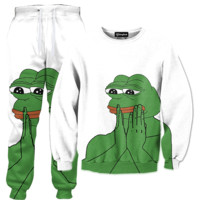 Pepe the Frog Tracksuit