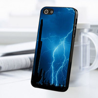 Lightning Cactus iPhone 5 Or 5S Case