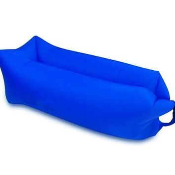 Inflated Waterproof Air Bed Lounger Sofa