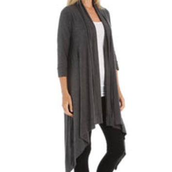 DKNY Y357595 Urban Essentials Cozy Wrap