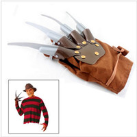Halloween mask Props Gift Product Freddy Krueger Glove
