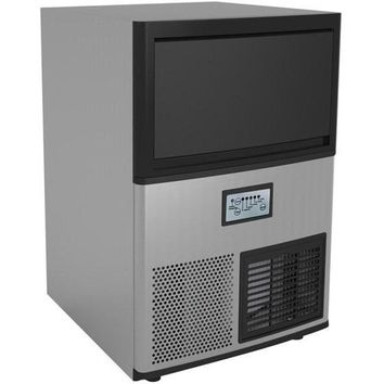 Commercial Undercounter Ice Maker 85 lb. with Bin Storage