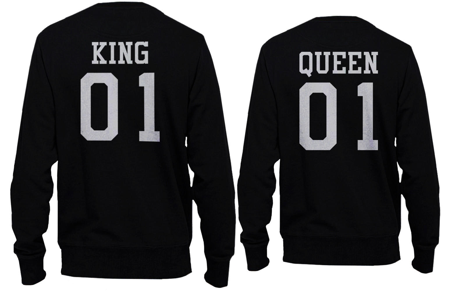 king and queen couple sweaters. Black Bedroom Furniture Sets. Home Design Ideas