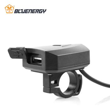 Ebike Electric Bike USB Charger Outport 5V For Mobile Phones INPUT 36V 48V 72V 100V OUTPUT 5V 2A