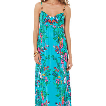 Lilly Pulitzer Joanna Empire Waist Maxi Dress