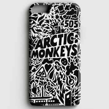 Arctic Monkeys iPhone 8 Case | casescraft