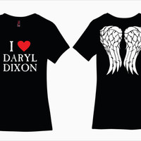 I (Heart) Daryl Dixon Tee - The Walking Dead