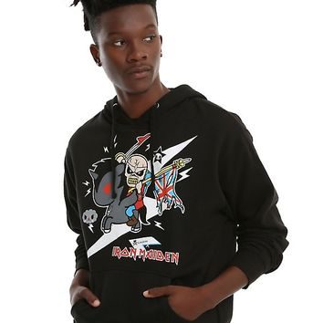 Tokidoki X Iron Maiden Hoodie Hot Topic Exclusive