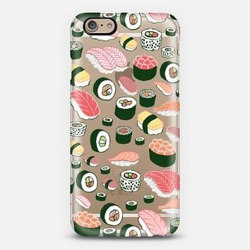 Sushi Fun! iPhone 6 case by Kristin Nohe   Casetify