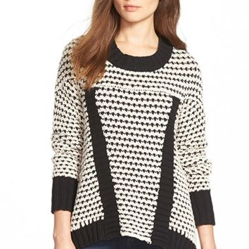 Women's Plenty by Tracy Reese Surplice Back Sweater,