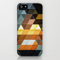 gyld^pyrymyd iPhone & iPod Case by Spires