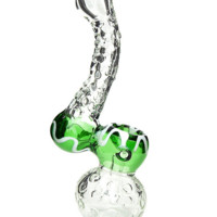 Freckled Bubbler 5.5""