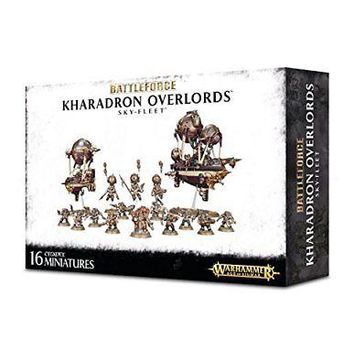 Battleforce: Kharadron Overlords Skyfleet Warhammer Age of Sigmar