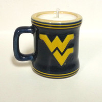 West Virginia Mini Mug Soy Candle - CHOICE OF SCENT