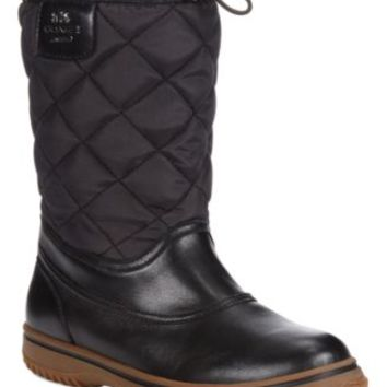 COACH SAMARA COLD WEATHER BOOTS | macys.com