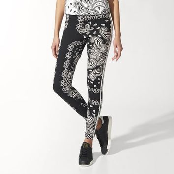adidas Paisley Leggings | adidas US