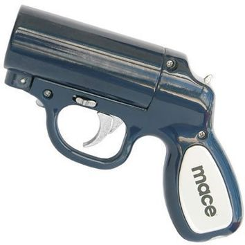 Mace Pepper Gun Blue-Black 80401